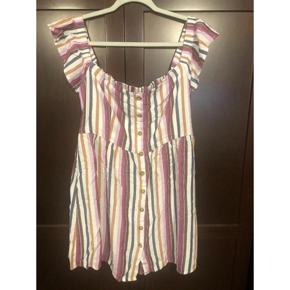 Aeropostale Dresses & Skirts - ••🌸Striped Summer Dress🌸••